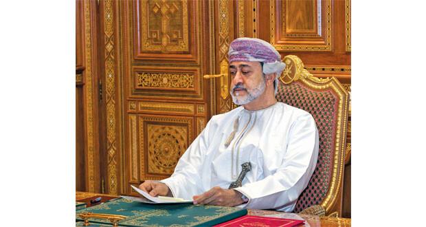 جلالة السلطان يترأس اجتماع اللجنة العليا ويأمر بإنشاء مختبر مركزي جديد للصحة العامة