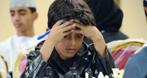 """انطلاق برنامج """"تعلم معنا الشطرنج"""" عبر الإنترنت"""