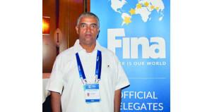 الاتحاد الدولي للسباحة يرشح الحكم الدولي عبدالمنعم العلوي لتقديم حلقات عمل بالبحرين والعراق