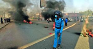 السودان يتعهد بإيقاف نزيف الدماء