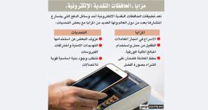 الحافظات النقدية الإليكترونية .. خيار مطلوب يواجه التحديات