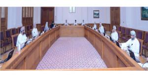 «اجتماعية» المجلس تستعرض آلية اختيار المواضيع والقضايا لدراستها خلال المرحلة القادمة