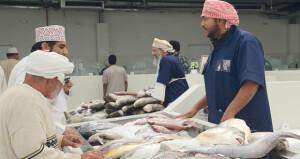 «الزراعة» تناقش خطط عمل الجمعية العمانية للصيادين