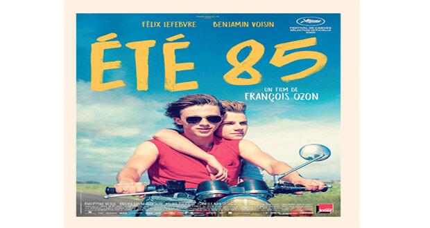 «صيف 85 » للمخرج فرانسوا أوزون على الشاشة الكبيرة