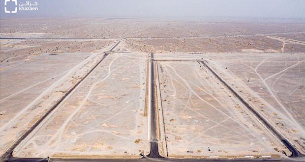إنجاز 75% من الطرق وقنوات تصريف المياه بـ«خزائن»