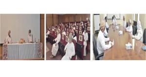 وزير الصحة يزور محافظتي شمال وجنوب الباطنة لمتابعة الخدمات الصحية المخصصة لمجابهة جائحة «كوفيد ـ 19»