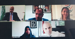 السلطنة تشارك في جلسة نقاش افتراضية حول انضمام الدول العربية إلى منظمة التجارة العالمية