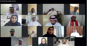السلطنة تشارك في حلقة عمل شباب الخليج التحديات والفرص في مرحلة جائحة كورونا