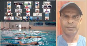 بمشاركة 27 سباحا .. المنتخب الوطني للسباحة للأشبال يواصل تدريباته الأسبوعية عن بعد وفق برنامج خاص