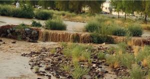 أمطار على ولاية نـزوى لليوم الثالث على التوالي