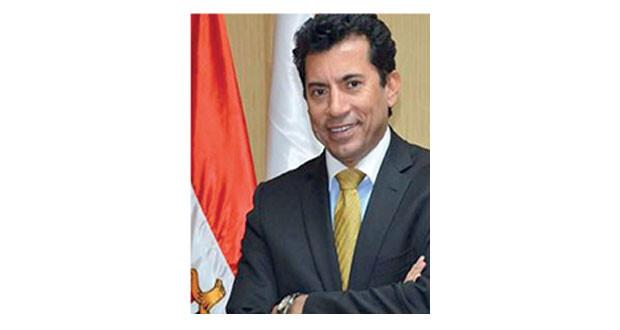 وزير الرياضة المصري: جاهزون لاستضافة مباريات دوري أبطال إفريقيا