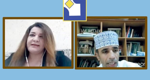 أقامتها لجنة التاريخ بـ«الكتاب والأدباء» جلسة حوارية حول سياسة فرنسا مع عمان حتى عام 1856م