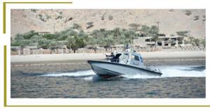 شرطة خفر السواحل تضبط 25 مُتسللا و18 مُهرّبا