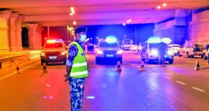 شرطة عمان السلطانية تشيد بتعاون والتزام المواطنين والمقيمين
