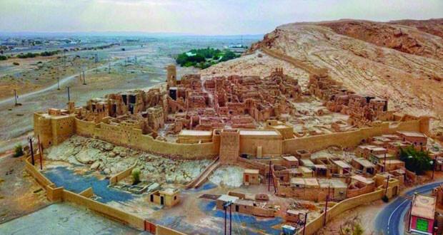 قلعة السليف وحاراتها التراثية .. بوابة عبري عبر التاريخ