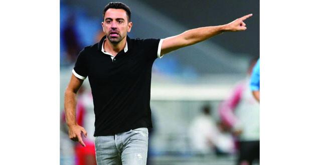 """تشافي يؤكد: """"هدفي الرئيسي دائما هو تدريب برشلونة"""""""