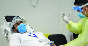 حملة للتبرع بالدم بشناص