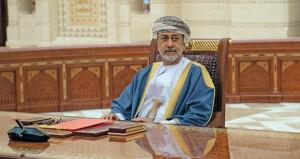 جلالة السلطان يصدر عفوًا ساميًا عن 460 نزيلا