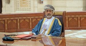 جلالة السلطان يتلقى برقية شكر من خادم الحرمين
