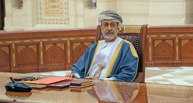 جلالة السلطان يهنئ رئيسي الإمارات ولاو ويتلقى برقيتي شكر من رئيسي الجزائر وتركيا