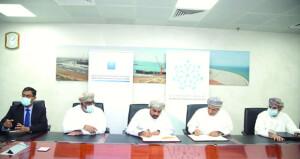 """إنشاء أول مؤسسة للتعليم العالي في المنطقة الاقتصادية الخاصة بالدقم ضمن المدينة الجامعية لـ""""إسكان عمان"""""""