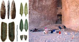 عمرها 8 آلاف عام .. أدوات حجرية من السلطنة واليمن قيد الدراسة