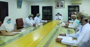 الشؤون البلدية بالعوابي تناقش عددا من المواضيع الخدمية بالولاية