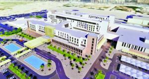 بتكلفة 129 مليون ريال .. وضع أساس مستشفى السلطان قابوس الجديد بصلالة