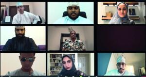 «التعليم عن بعد» فـي مادة فيلمية قصيرة من إنتاج طلبة جامعة السلطان قابوس