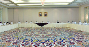 اجتماع اللجنة الرئيسية لقانون البيانات والمعلومات الجغرافية المكانية الوطنية للسلطنة