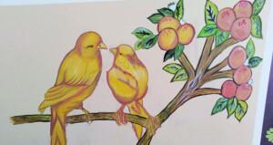 فضيلة التوبية تكسب السعفيات ألوان الحياة بأفكار فنية متنوعة