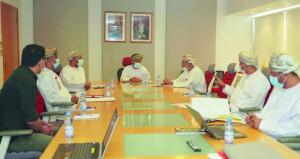 لجنة الطب الرياضي باتحاد القدم تواصل سلسلة اجتماعاتها وتناقش عددا من التقارير