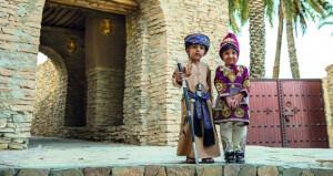 الزي العماني التقليدي بين عراقة الماضي وحداثة الحاضر