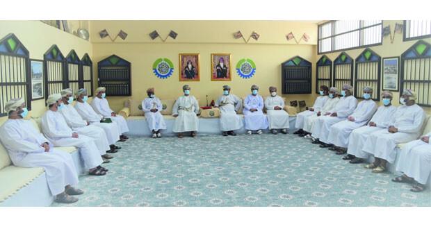 غرفة تجارة وصناعة عمان تنتخب مجلس إدارتها الجديد