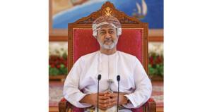 جلالة السلطان يهنئ رئيسي أرمينيا ومالطا وحاكم عام بيليز