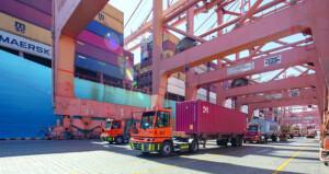 السلطنة مهيأة لتبني أفضل الممارسات العالمية لتسهيل حركة التجارة عبر منافذ العبور