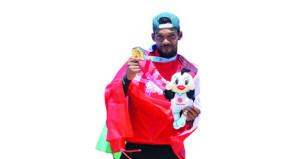 بركات الحارثي يبحث عن رقم تأهيلي لأولمبياد طوكيو 2021