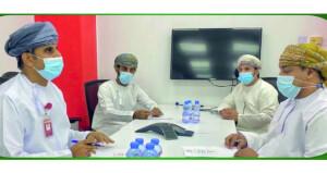 اجتماع مشترك بين رابطة الدوري العماني والقناة الرياضية لبحث آلية نقل المباريات المتبقية
