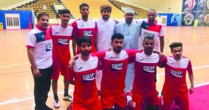 انضمام لعبة الميني قول للجنة الأولمبية الكويتية رسميا