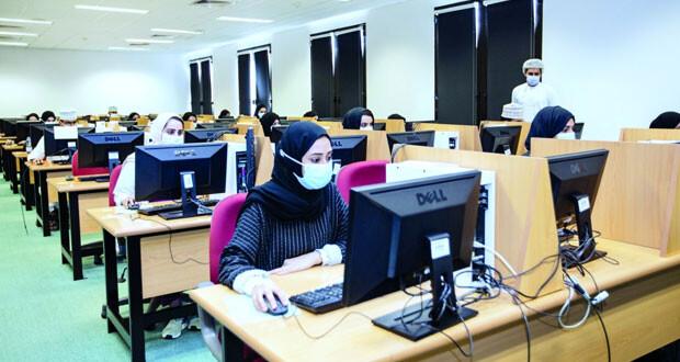 مجلس الاختصاصات الطبية يجري امتحان القبول للعام الأكاديمي (٢٠٢١ /٢٠٢٢م)