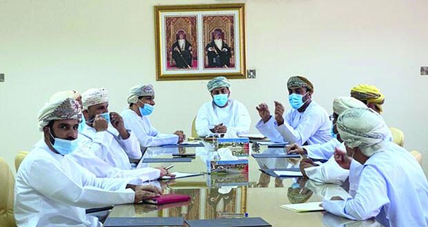 اللجنة الاستشارية بنادي السلام تعقد اجتماعها الأول