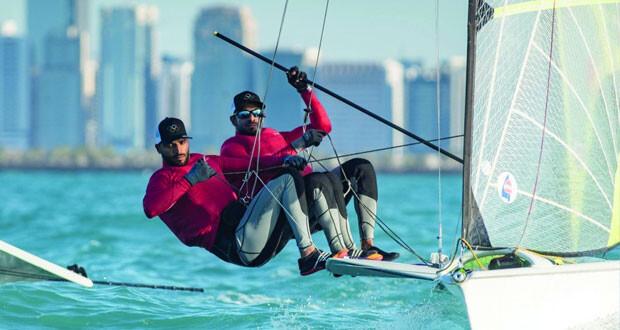 البحاران الهادي والكندي يعودان للتدريبات لخوض غمار التصفيات المؤهلة لأولمبياد طوكيو