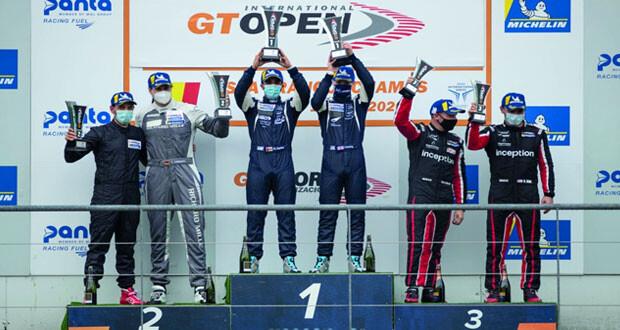 فريق عمان لسباقات السيارات ثالثاً بالترتيب العام والمركز الأول في فئة برو أم في بطولة جي تي العالمية ببلجيكا