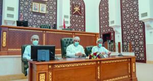 لقاء مشترك بين محكمة استئناف مسقط، وجمعية المحامين