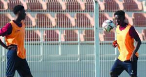 استعدادا للنهائيات الآسيوية .. منتخبنا الوطني للناشئين لكرة القدم يختتم معسكره الداخلي