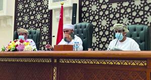 محكمة الاستئناف بصحار تعقد اجتماعها الأول بالمحامين