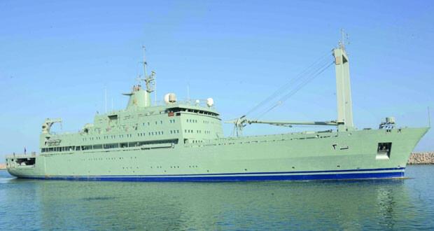 البحرية السلطانية العمانية تنفذ فعاليات «أسد البحر2»