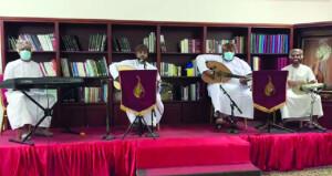 جمعية هواة العود تحتفي بيوم الشباب العماني