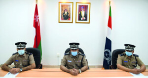 السلطنة تشارك في اجتماع منظمة الشرطة الجنائية الدولية