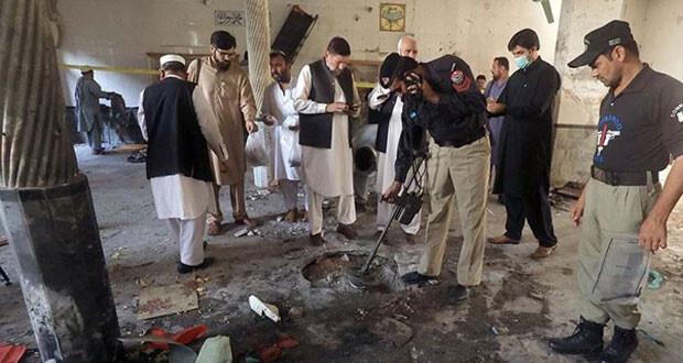 باكستان: مقتل 7 وإصابة أكثر من 80 في انفجار بمعهد ديني